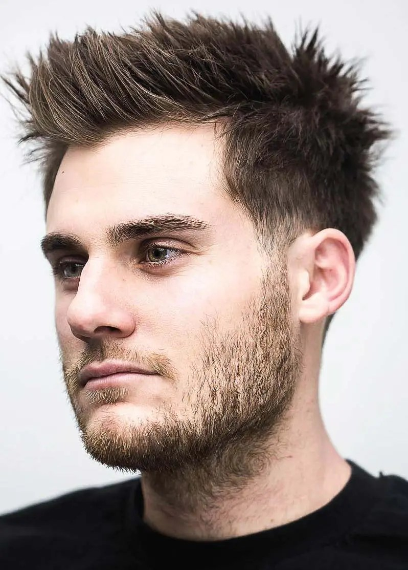 50 Spiky Hairstyles for Men to Get that 2000s Look | MenHairstylist.com