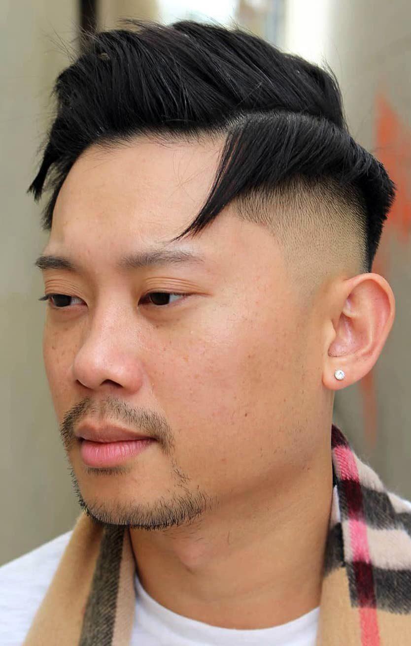 Asian Undercut : asian, undercut, Trendy, Asian, Hairstyles