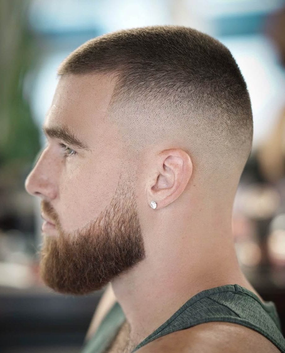 Military Medium Fade : military, medium, Awesome, Military, Haircuts
