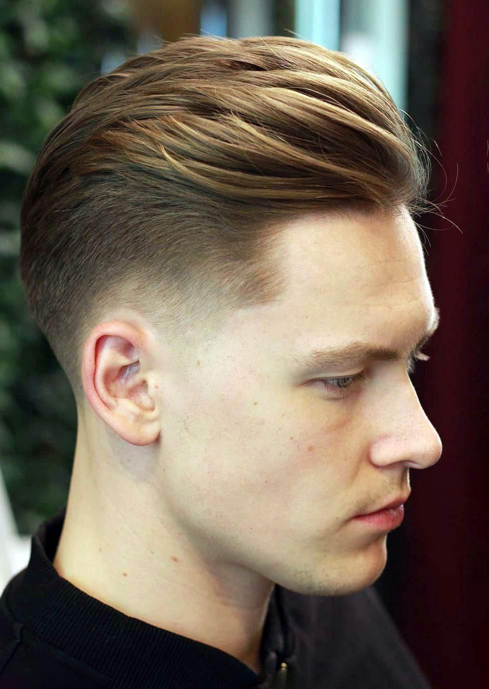 50 Elegant Taper Fade Haircuts: For Clean-Cut Gents