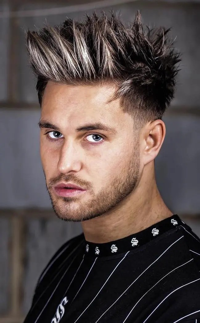 Spikes Hairstyle : spikes, hairstyle, Exquisite, Spiky, Hairstyles:, Leading, Ideas