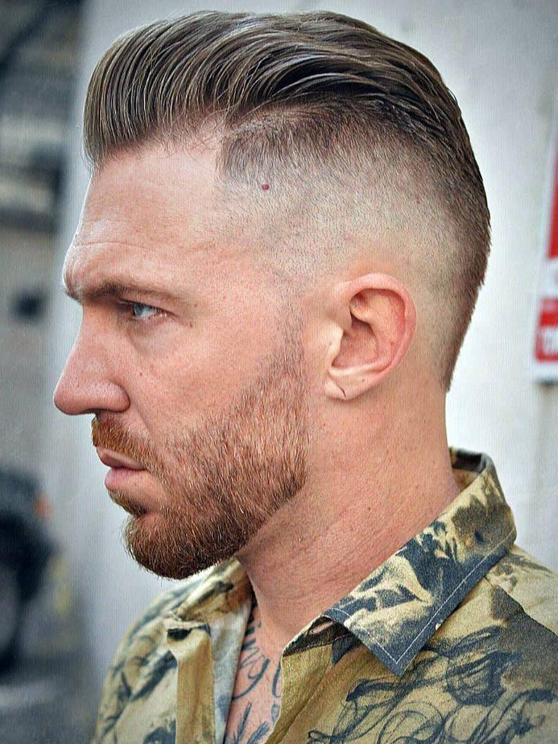 Military Undercut : military, undercut, Awesome, Military, Haircuts