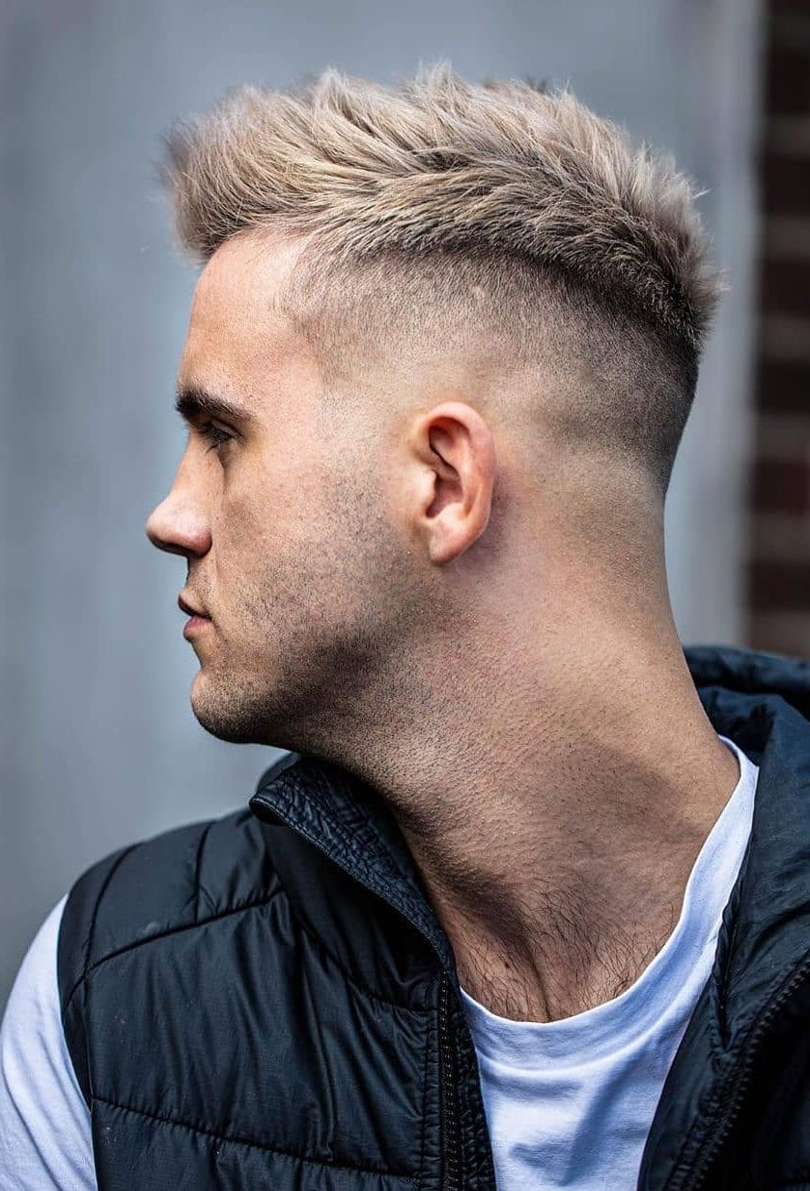 Skin Tight Fade : tight, Tight, Haircuts:, Classic, Military