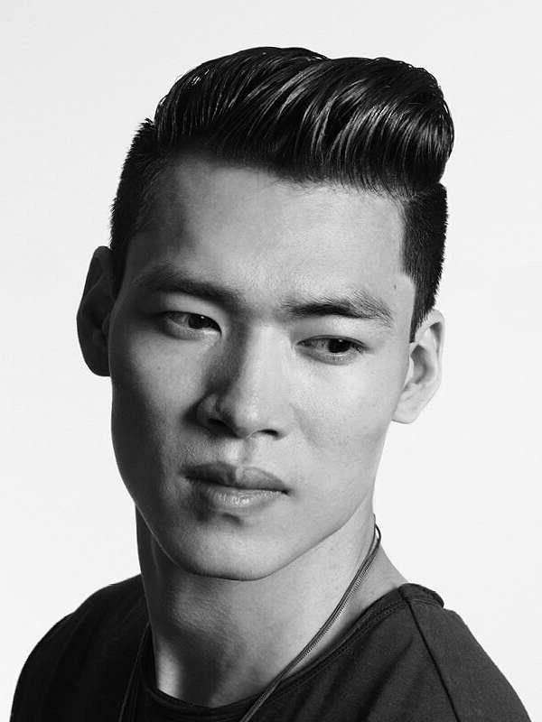 Asian Slick Back : asian, slick, Trendy, Asian, Hairstyles