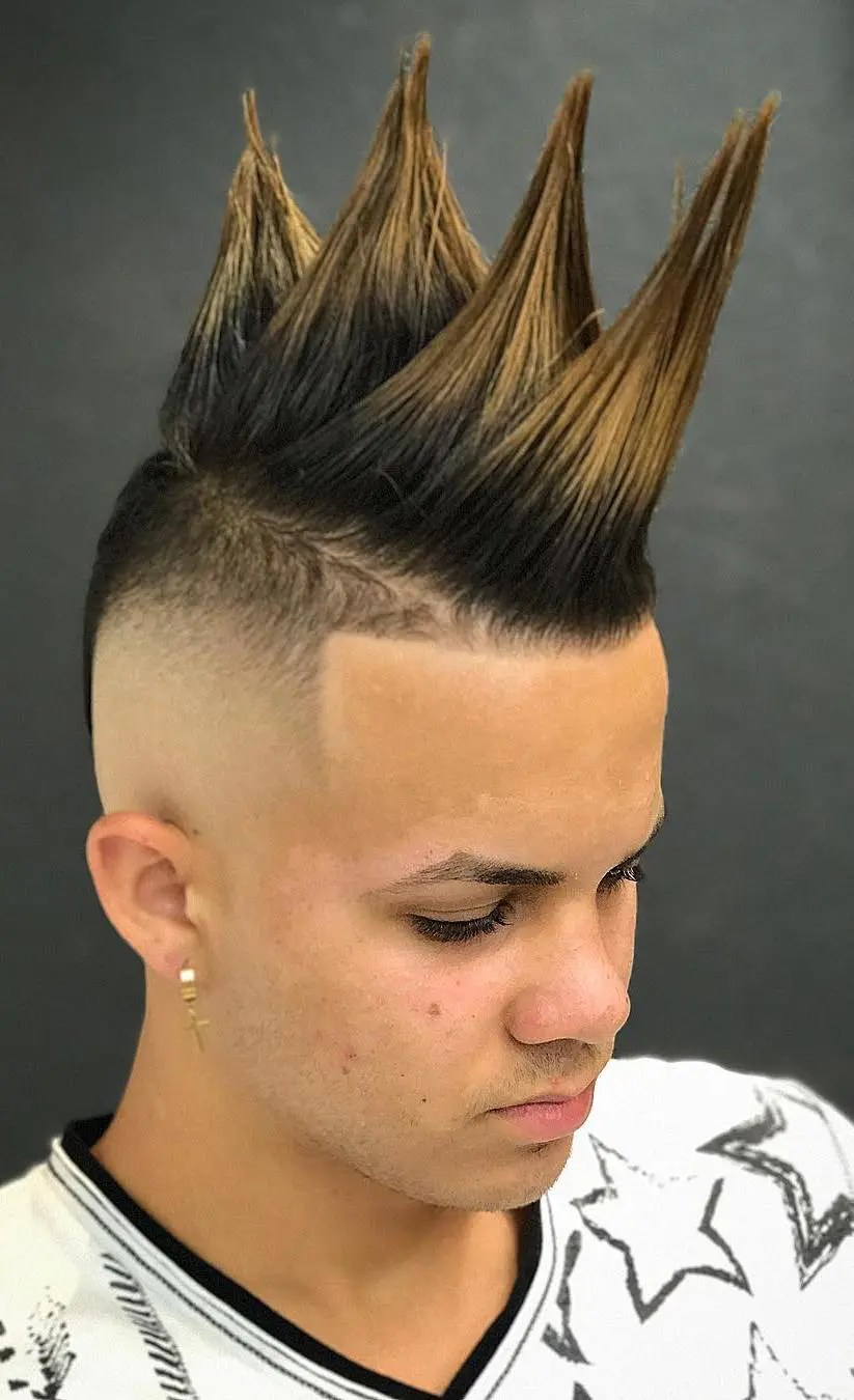 Weird Haircuts For Guys : weird, haircuts, Crazy, Hairstyles