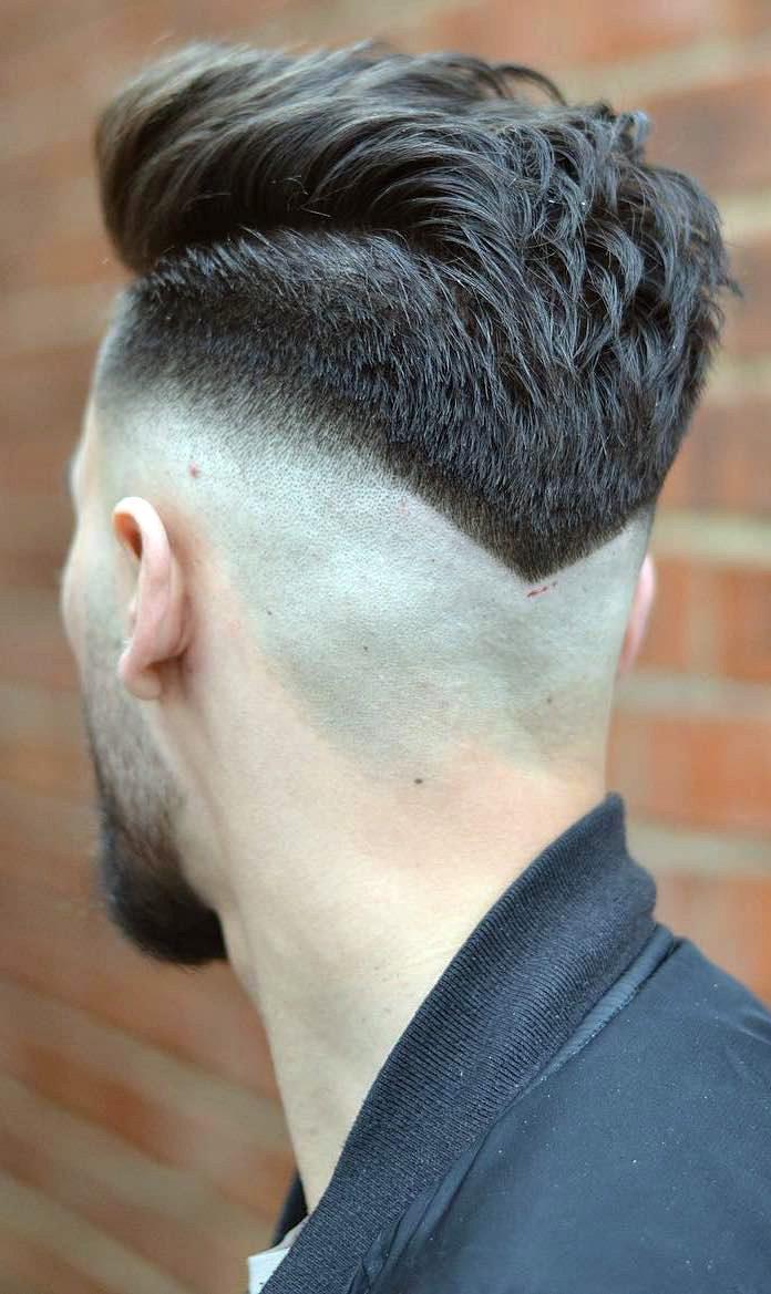 V Haircut Mens : haircut, V-Shaped, Neckline, Haircuts, Unconventional