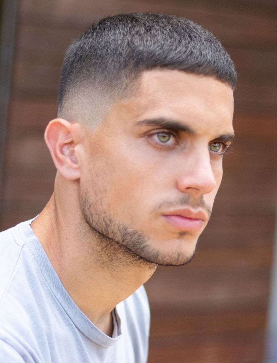 Number 7 Haircut All Over : number, haircut, Masculine, Examples, Guide