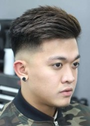 trendy asian men hairstyles