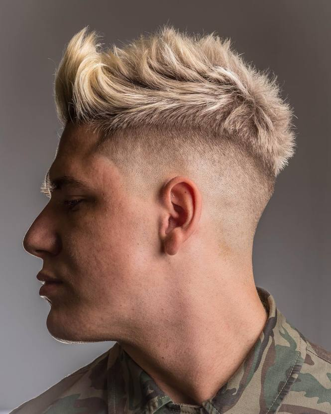 Two Lines On Side Of Head Haircut The Best Haircut Of 2018