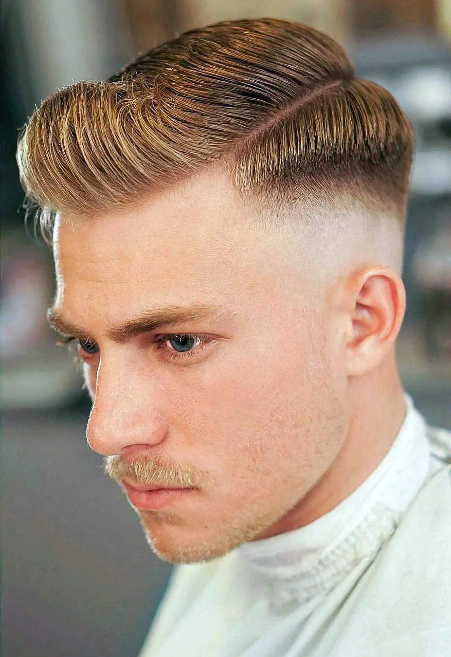 Skin Tight Fade : tight, Haircut, Ideas, (Trendsetter, 2021)