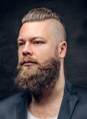 brad pitt's fury haircut stylish