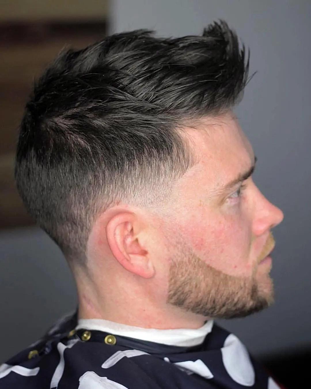 Light Fade Haircut : light, haircut, Elegant, Taper, Haircuts:, Clean-Cut, Gents