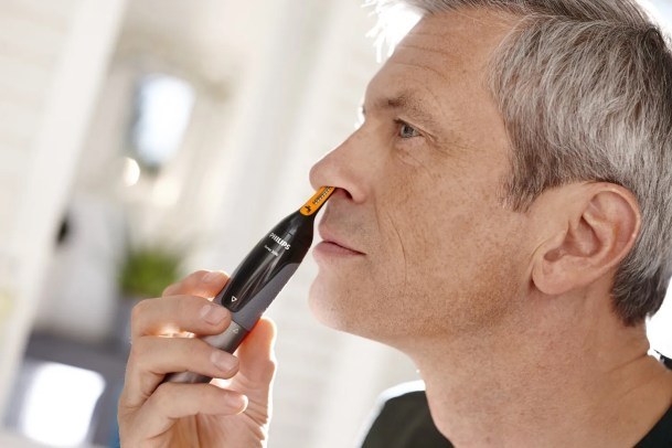 Philips NT3160-10 Nose Hair, Ear Hair and Eyebrow Trimmer Series 3000