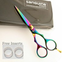 sanguine professional hairdresser scissors