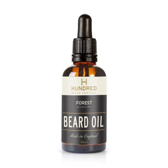Beard oil picture