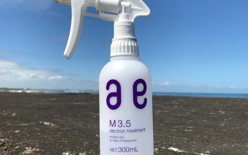 超純水使用 電子トリートメントM3.5