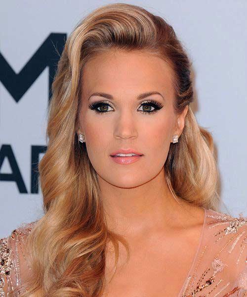 Carrie Underwood Hair Color Hair Colar And Cut Style