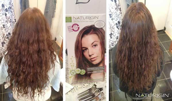 Naturigin Dark Blonde 53 Hair Colar And Cut Style