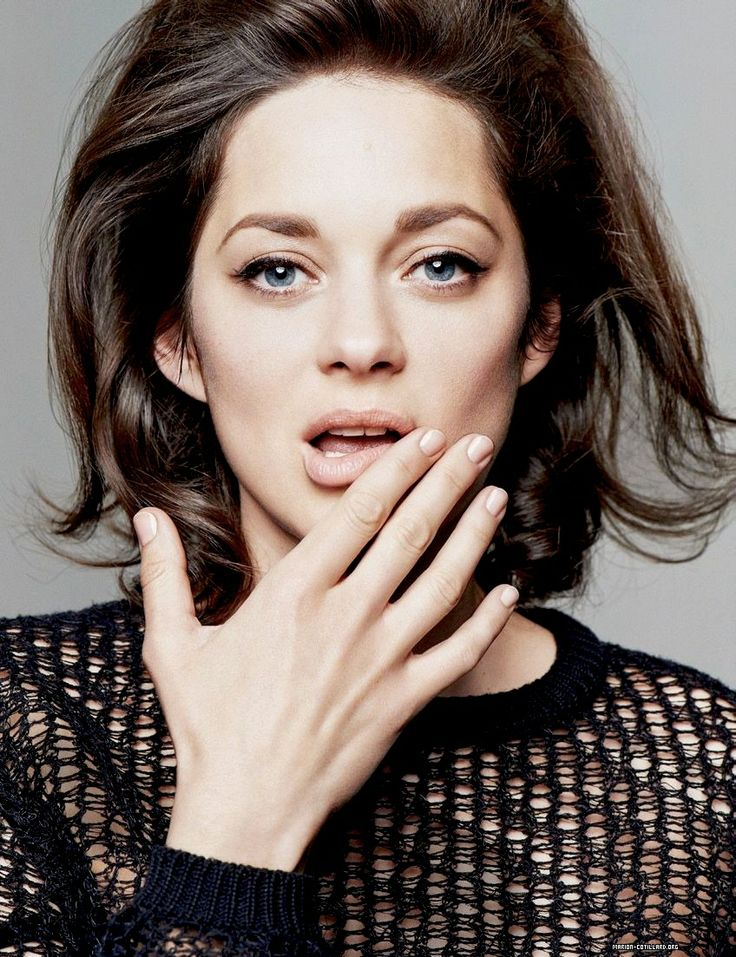 Marion Cotillard Hair Color Hair Colar And Cut Style