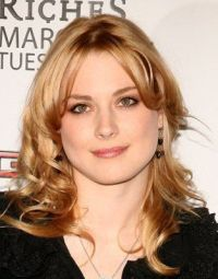 Alexandra Breckenridge Natural Hair Color.Alexandra ...