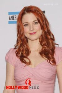 Alexandra Breckenridge Hair Color - Hair Colar And Cut Style