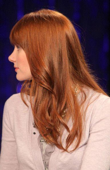 Bryce Dallas Howard Hair Color  Hair Colar And Cut Style