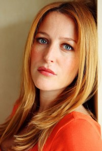 Gillian Anderson Hair Color - Hair Colar And Cut Style