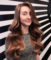 Fall/ Winter 2015-2016 Hair Colors - Hair Colar And Cut Style