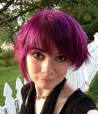 Pravana Pink-Magenta-Whild Orchid Ombre Hair Dye Formula ...