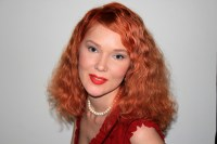 Before: Blonde After: irish-red Color DIY - Hair Colar And ...