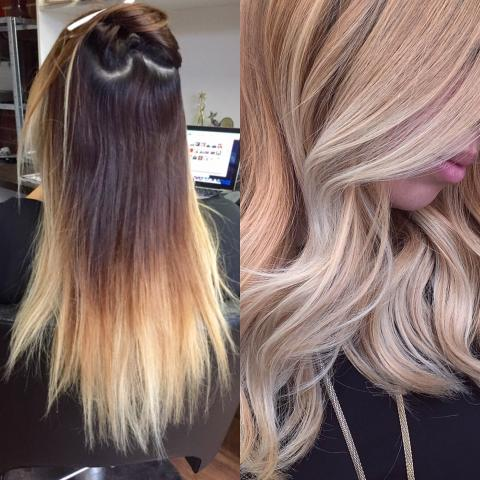 Wella Koleston Perfect 801 Hair Colar And Cut Style