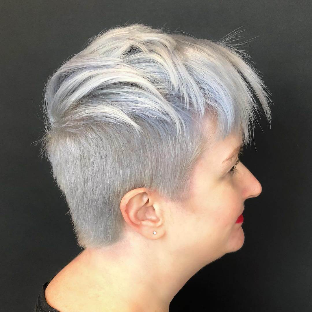 Pixie Haircuts Over 50