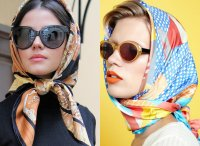 Fall 2016 Hairstyles & Head Scarves | Hairstyles, Haircuts ...