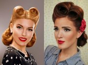 retro hairstyles fantastic