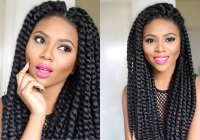Crochet Braids Hairstyles Twist