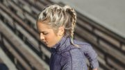 easy & simple workout hairstyles
