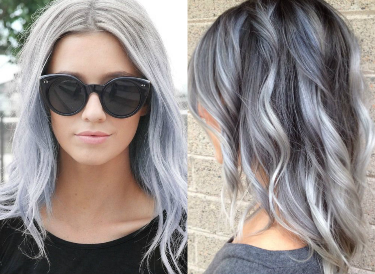 Enchanting Pastel Hair Colors For Chilly Fall Weather