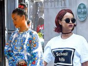 rihanna overwhelming celebrity