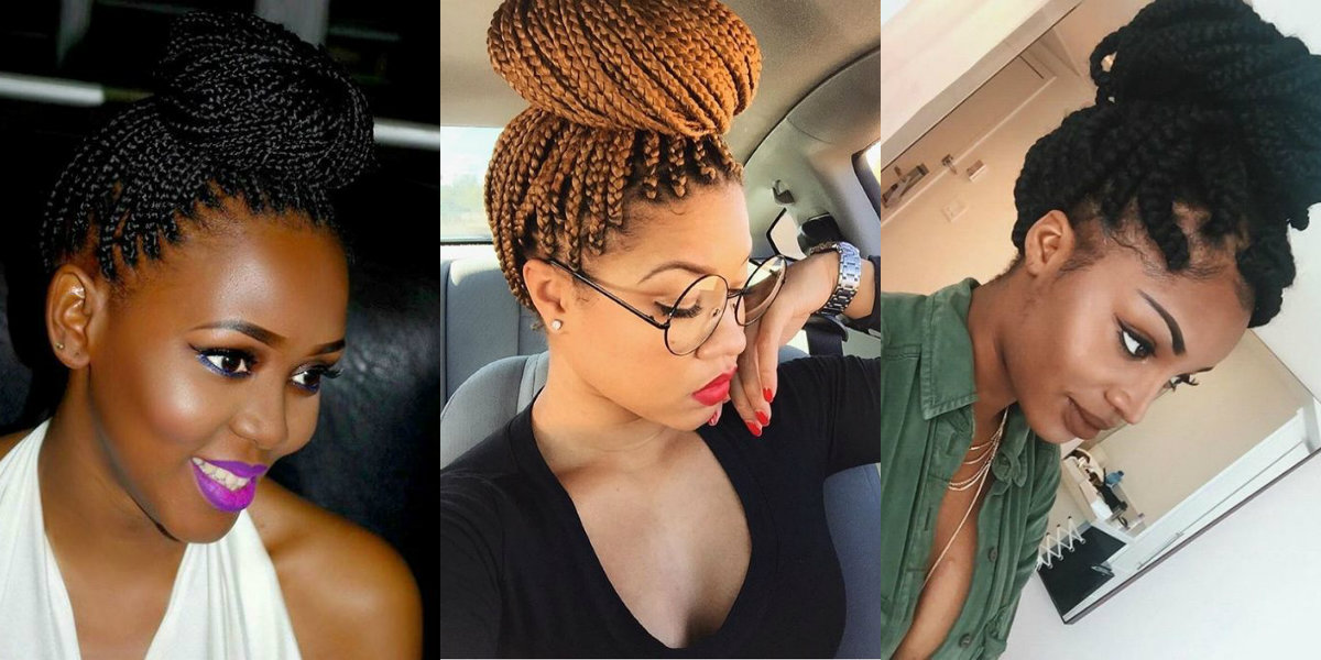 Natural Braids Hairstyles 2017 Fusion Hair Extensions Nyc