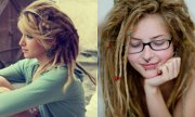 female dreads hairstyles
