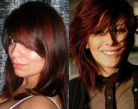 Warm Auburn Hair Colors For Cold Fall/Winter 2017