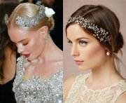 wedding hairstyles & accessories