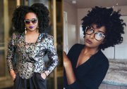 naturally curly black women hairstyles