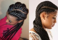 Amazing African Goddess Braids Hairstyles You Will Adore