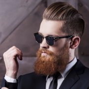 men's hairstyles & beards trends