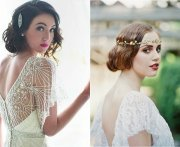 trending bob wedding hairstyles
