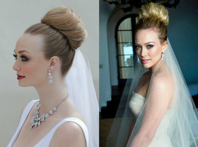 easy classy donut bun hairstyles to create neat image