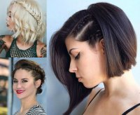 Cutest Braids For Short Hair To Try Today | Hairdrome.com