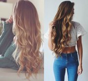 long wavy hairstyles occasion