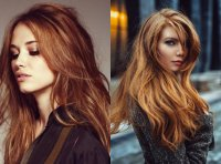 Light Auburn Hair Colors For Cold Winter Time | Hairdrome.com
